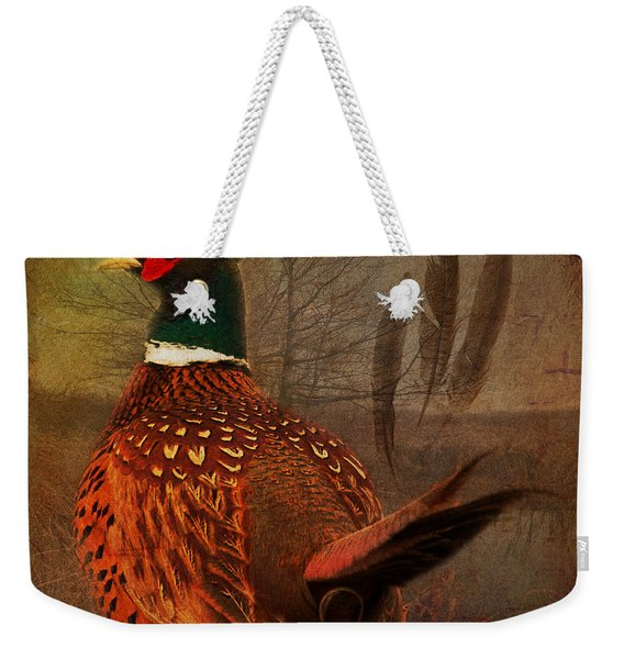 Field Finery 2015 Weekender Tote Bag