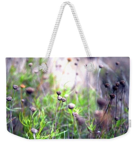 Field Flowers Weekender Tote Bag