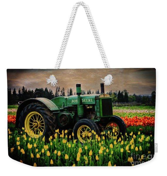 Field Master Weekender Tote Bag