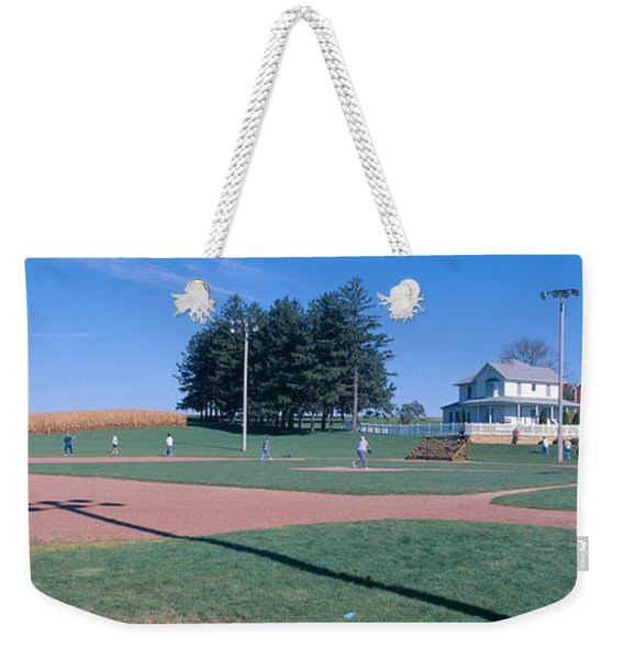 Field Of Dreams Movie Set, Dyersville Weekender Tote Bag
