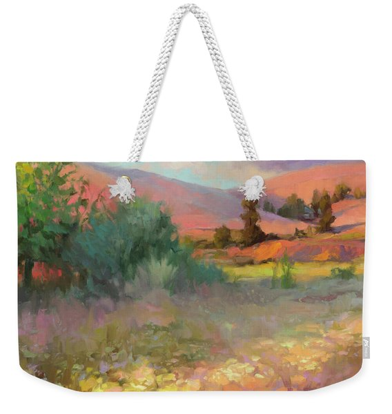 Field Of Dreams Weekender Tote Bag