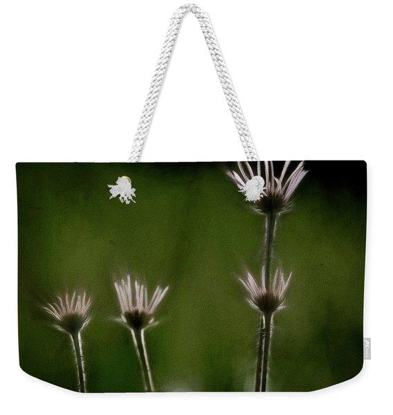 Field Of Flowers 4 Weekender Tote Bag