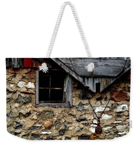 Field Stone Barn Weekender Tote Bag
