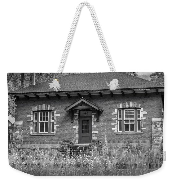 Field Telegraph Station Weekender Tote Bag