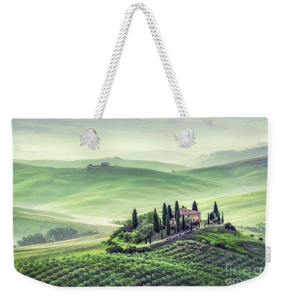 Fields Of Eternal Harmony Weekender Tote Bag