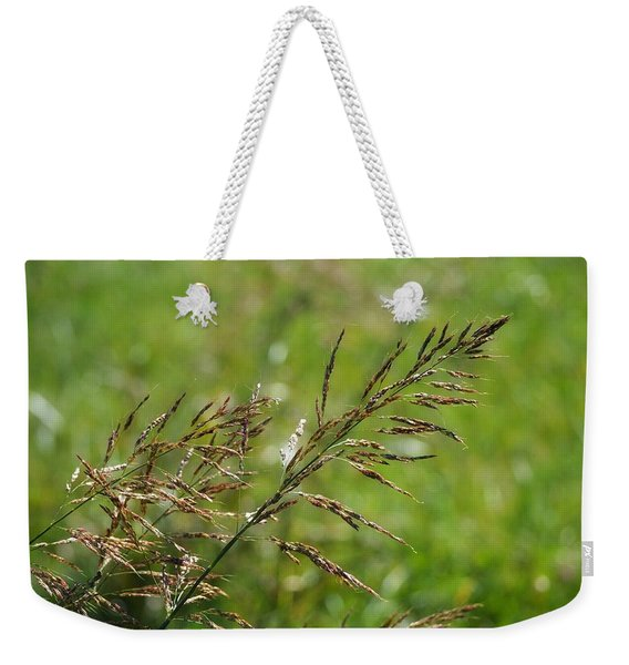 Fields Of Grain Weekender Tote Bag
