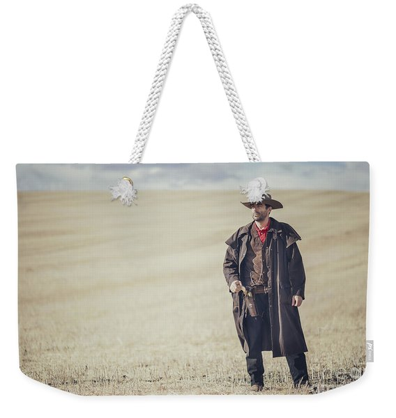 Fields Of Yesterday Weekender Tote Bag