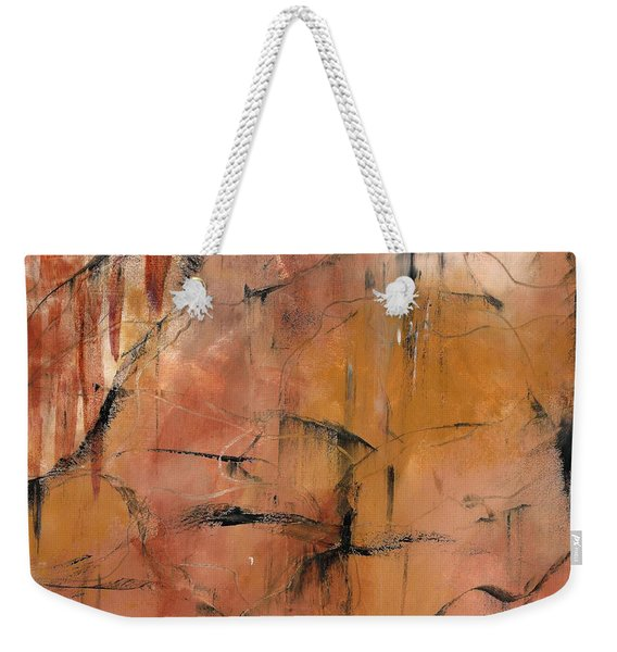 Fierce Weekender Tote Bag