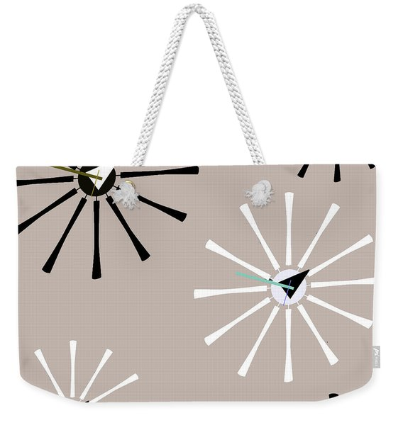 Fifties Kitchen V Weekender Tote Bag