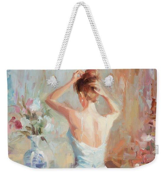 Figurative II Weekender Tote Bag