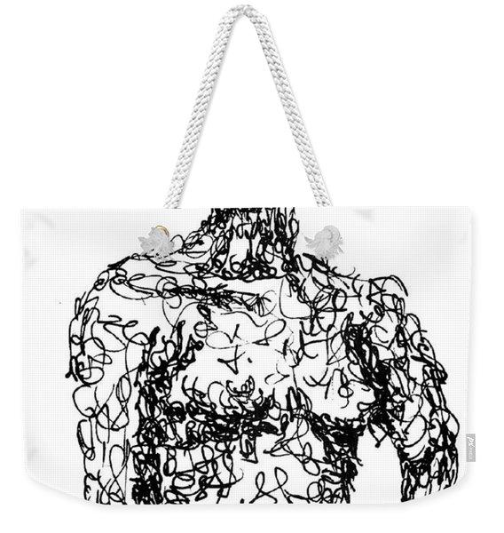 Figure Weekender Tote Bag