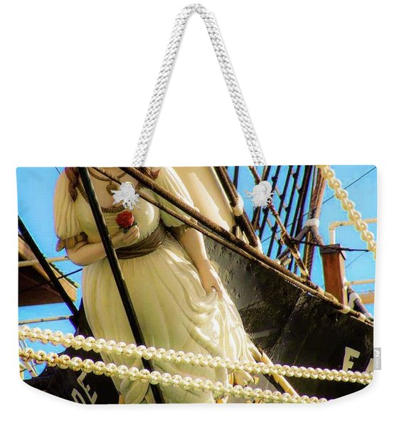 Figurehead - Falls Of Clyde Weekender Tote Bag