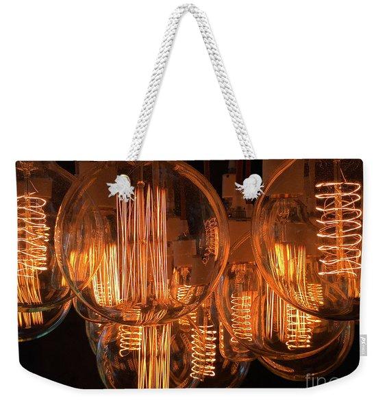 Filaments Weekender Tote Bag