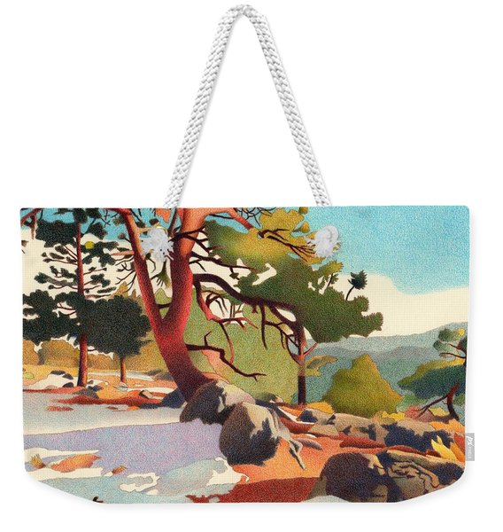 Fillius Ridge Weekender Tote Bag