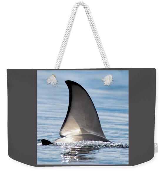 Fin Weekender Tote Bag
