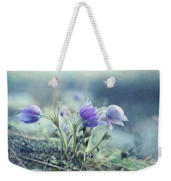 Finally Spring Weekender Tote Bag