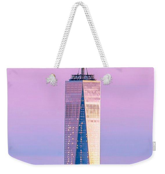 Finance Romance Weekender Tote Bag