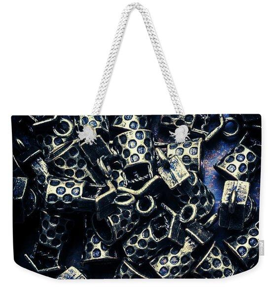 Financial Luck Weekender Tote Bag