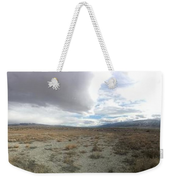 Find No Boundaries Weekender Tote Bag