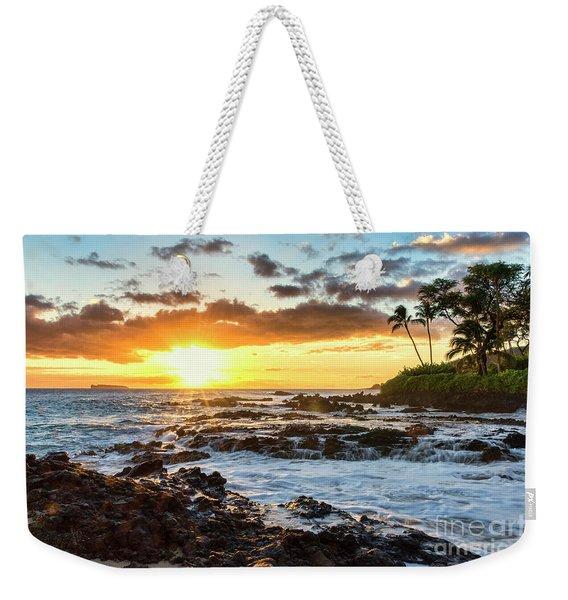 Find Your Beach 2 Weekender Tote Bag
