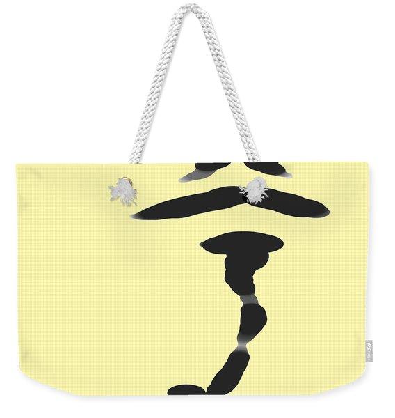 Fire Eyes Weekender Tote Bag