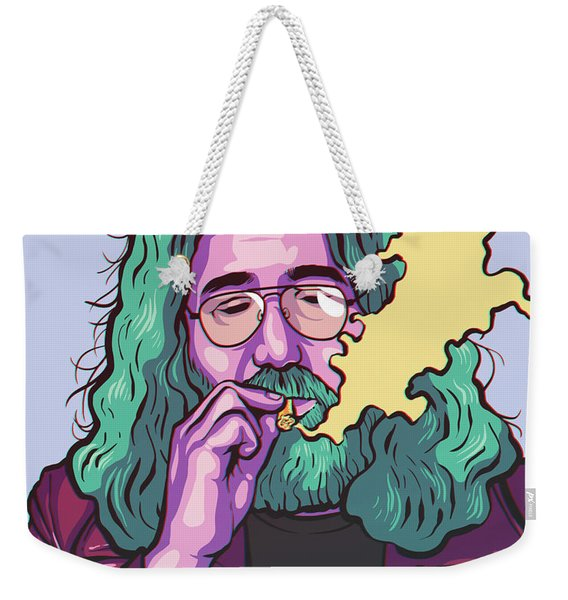 Fire On The Mountain Weekender Tote Bag