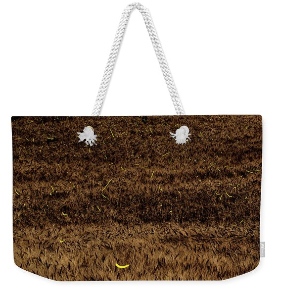 Fireflies And Wheat Weekender Tote Bag