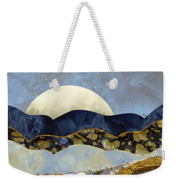 Firefly Sky Weekender Tote Bag