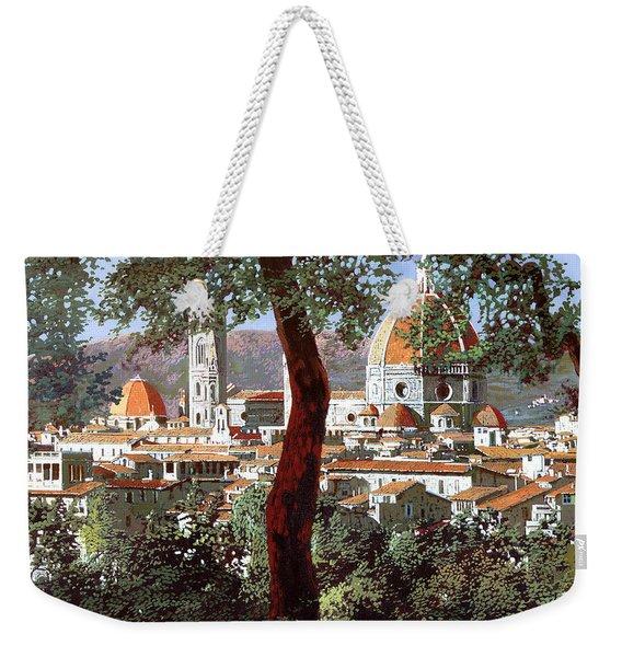 Firenze Weekender Tote Bag