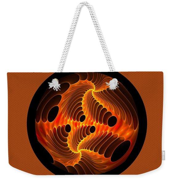 Fires Within Memorial Weekender Tote Bag
