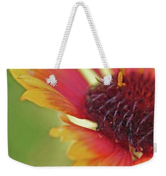 Firewheel Weekender Tote Bag