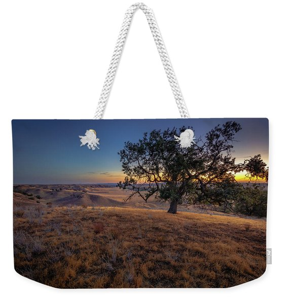 First Light On The  Canyon Ranch Weekender Tote Bag