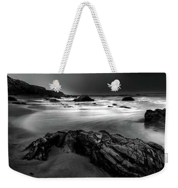 First Sign Of Light Weekender Tote Bag