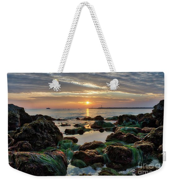 First Sunset Of 2018 Weekender Tote Bag