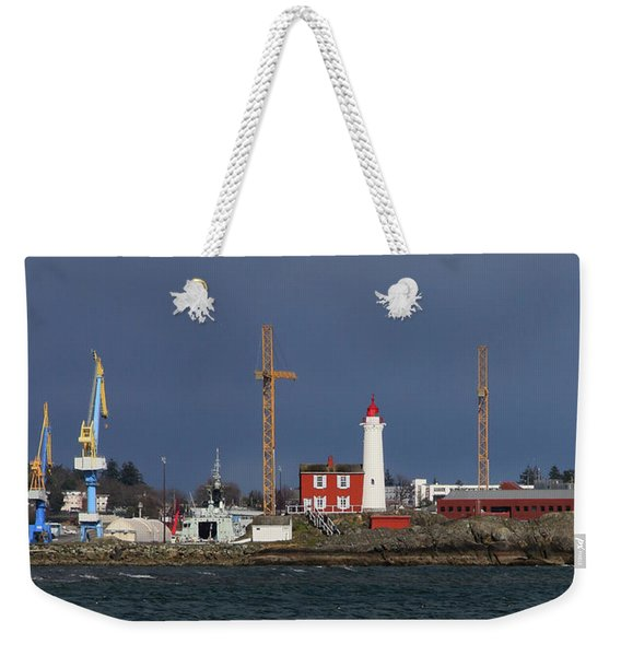 Fisgard Photobomber Weekender Tote Bag