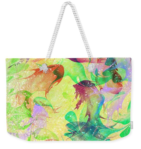 Fish Dreams Weekender Tote Bag