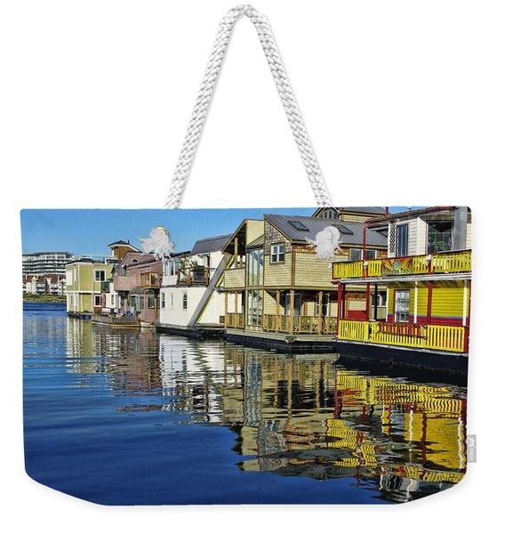 Fisherman's Wharf Weekender Tote Bag