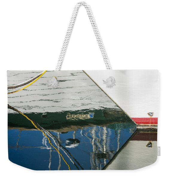 Fishing Boats Weekender Tote Bag