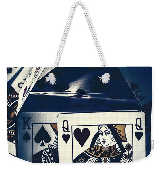 Fit For A King And Queen Weekender Tote Bag