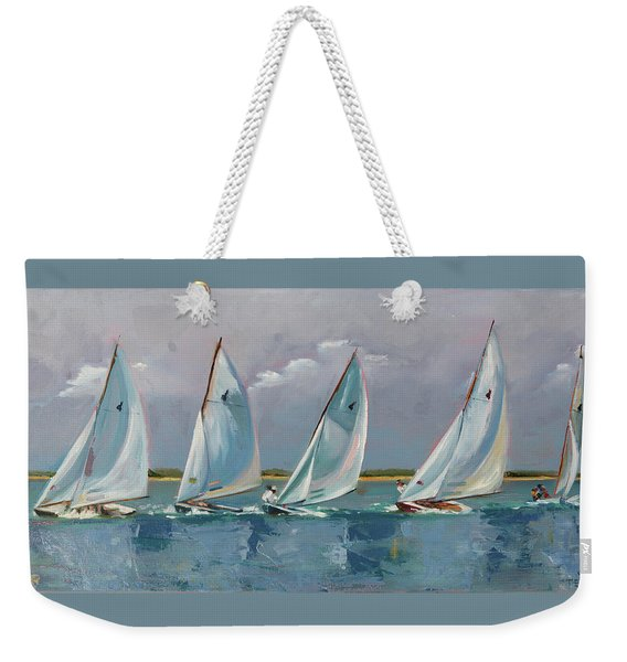 Five Indian March Weekender Tote Bag