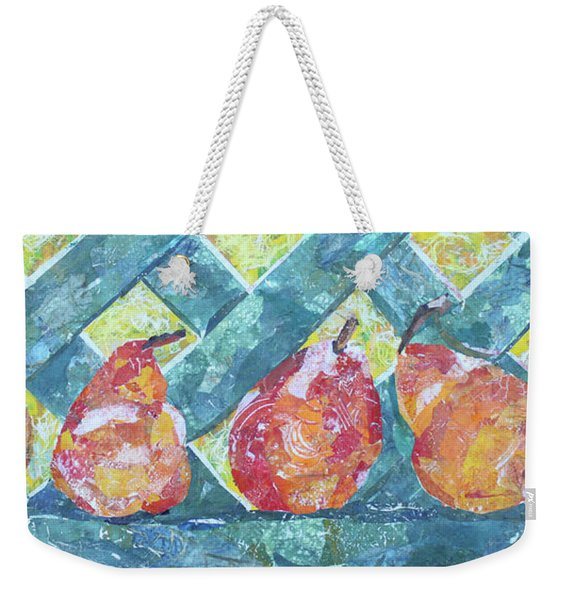 Five Pears Weekender Tote Bag