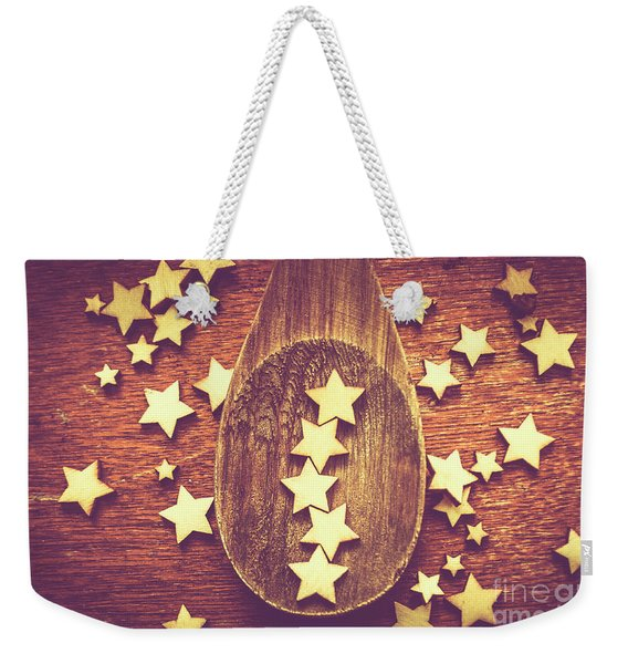 Five Stars Quality Food Service  Weekender Tote Bag