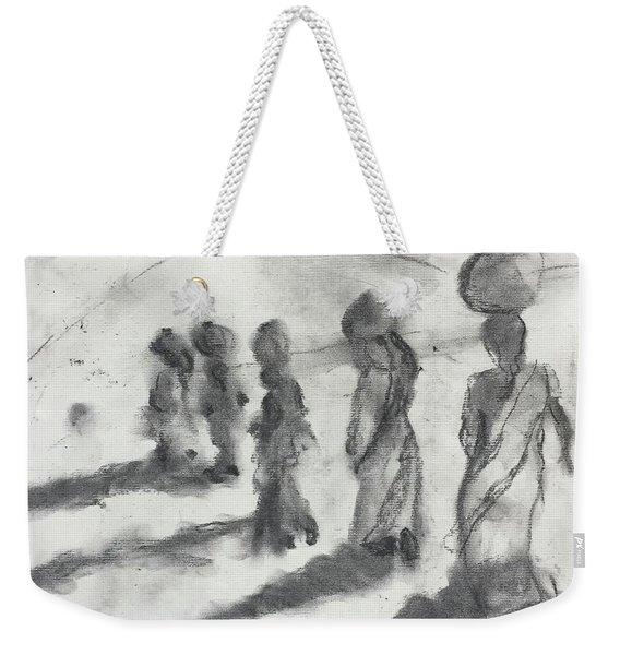 Five Women Immigrants Weekender Tote Bag