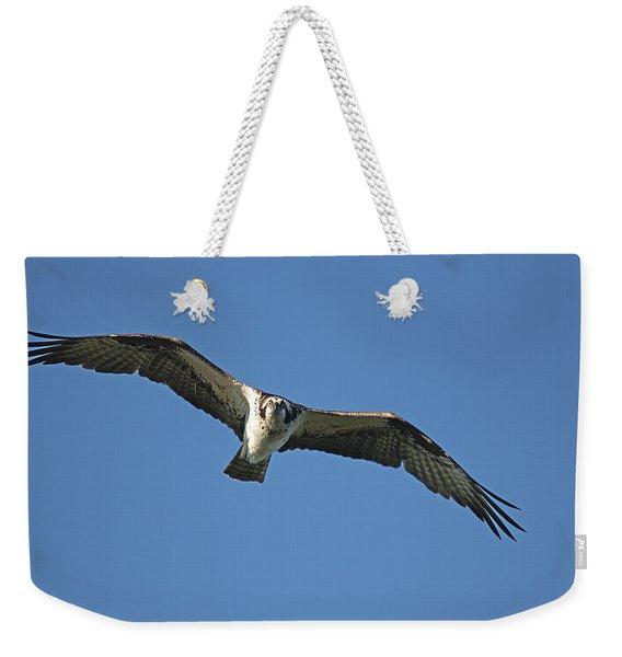 Fixation Weekender Tote Bag