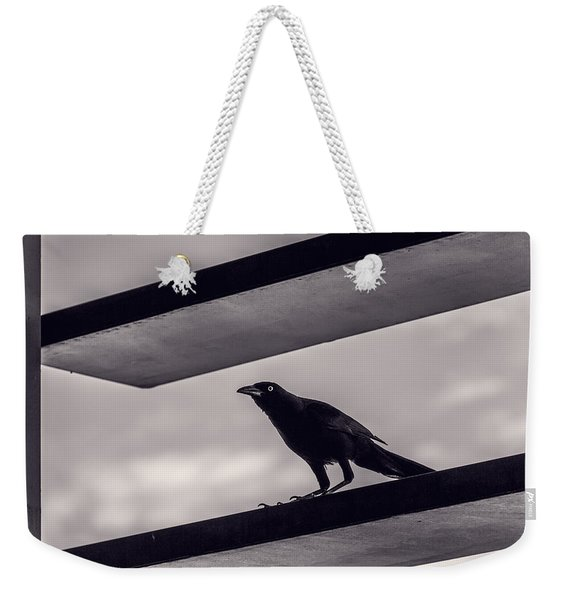 Fixation Weekender Tote Bag