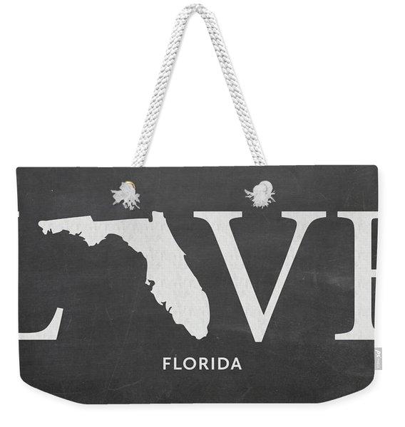 Fl Love Weekender Tote Bag