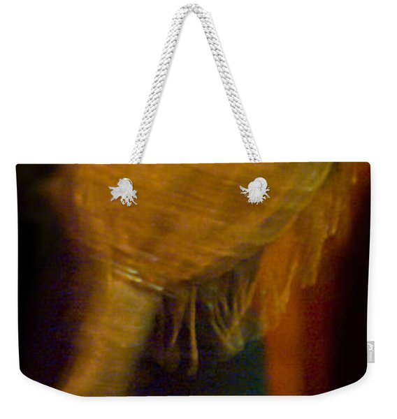 Weekender Tote Bag featuring the photograph Flamenco Series 23 by Catherine Sobredo