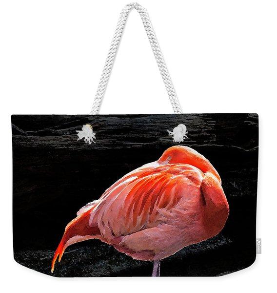 Flamingo - 8331 Weekender Tote Bag