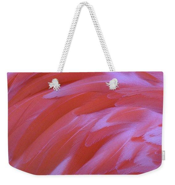 Flamingo Flow 2 Weekender Tote Bag