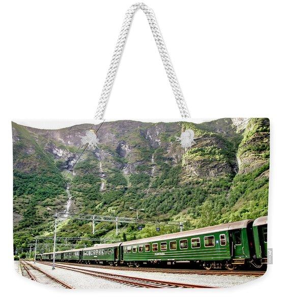 Flamsbana Weekender Tote Bag